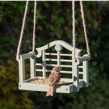 Load image into Gallery viewer, National Trust Lutyens Swing Seat Feeder - NatureTree