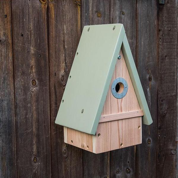 National Trust Multi-species Bird Box - NatureTree