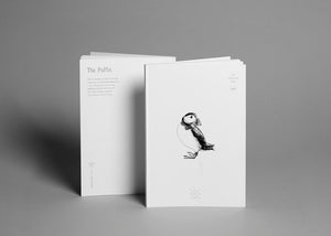 Puffin Notebook - NatureTree