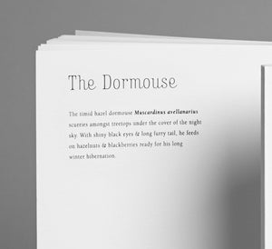 Dormouse Notebook - NatureTree