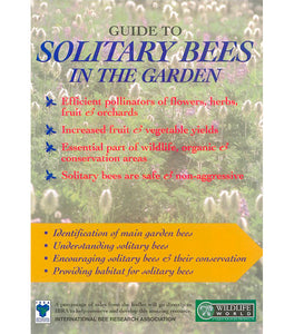 Guide To Solitary Bees - NatureTree