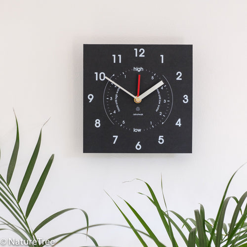Recycled Time and Tide Clock - NatureTree