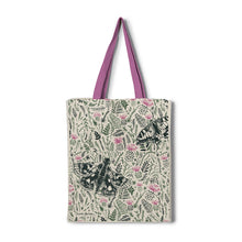 Load image into Gallery viewer, Thistles and Butterflies Tote Bag - NatureTree