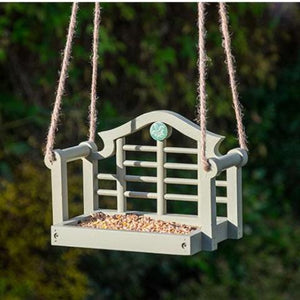 National Trust Lutyens Swing Seat Feeder - NatureTree