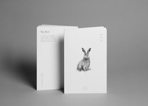 Mountain Hare Notebook - NatureTree