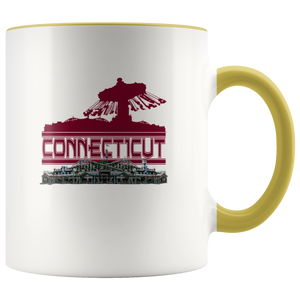 Accent Mug: Connecticut