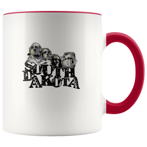 Accent Mug: South Dakota