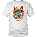 District Unisex Shirt: Iowa