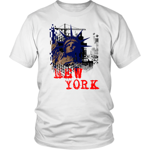 District Unisex Shirt: New York