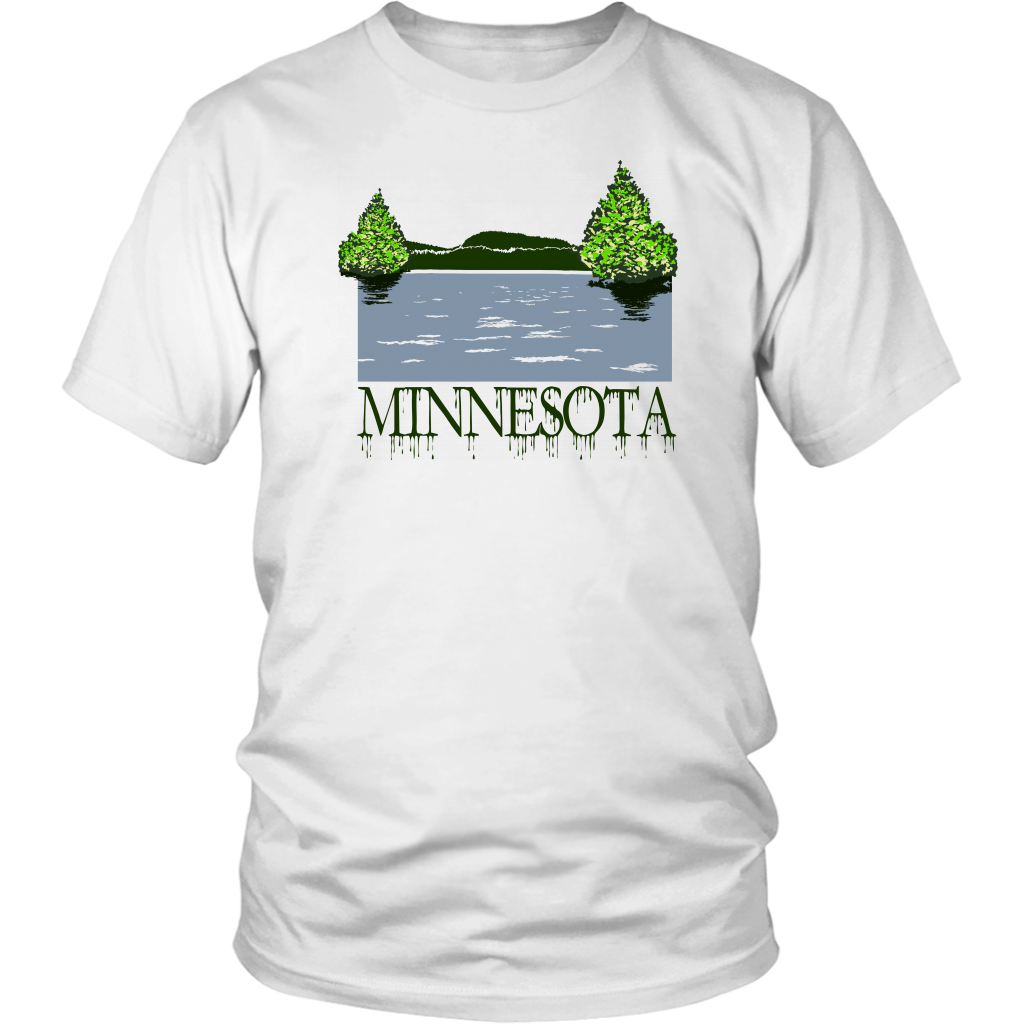 District Unisex Shirt: Minnesota