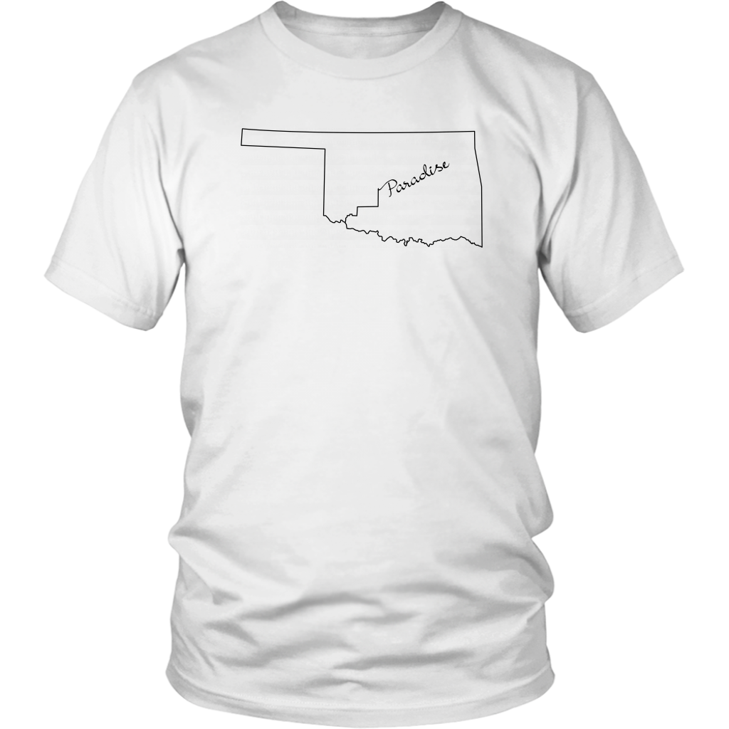 District Unisex Shirt: Oklahoma