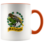 Accent Mug: Maryland