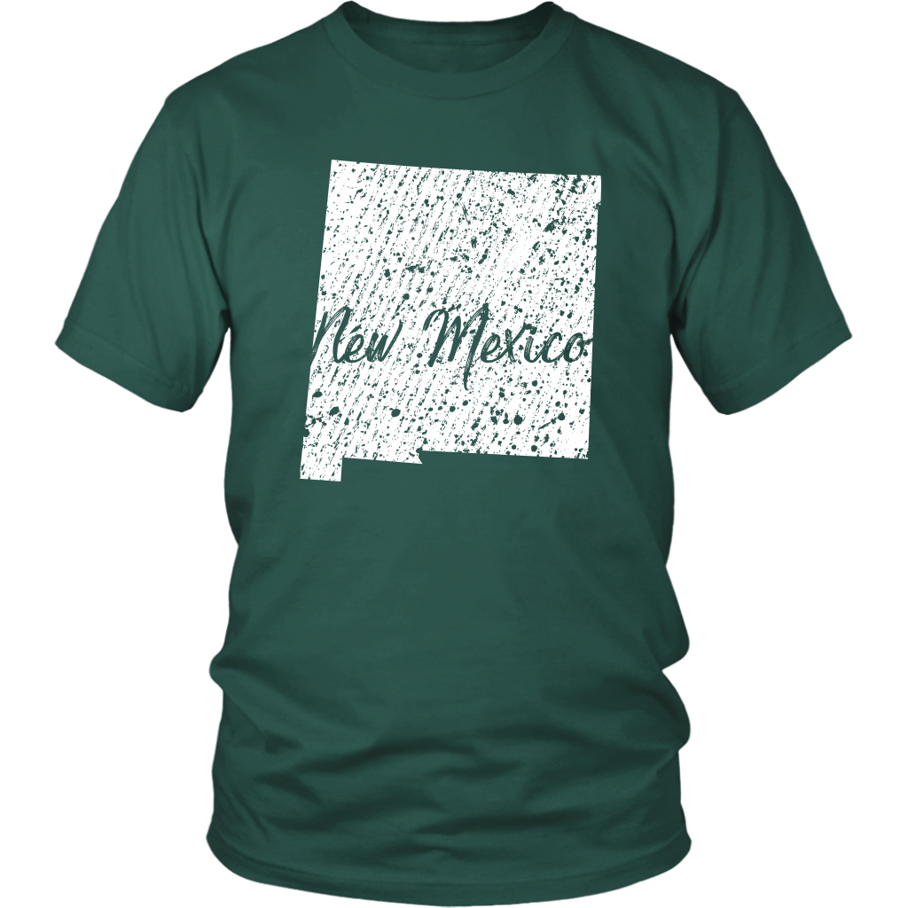 District Unisex Shirt: New Mexico Vintage