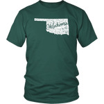 District Unisex Shirt: Oklahoma Vintage