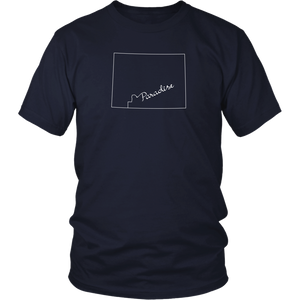 District Unisex Shirt: Colorado