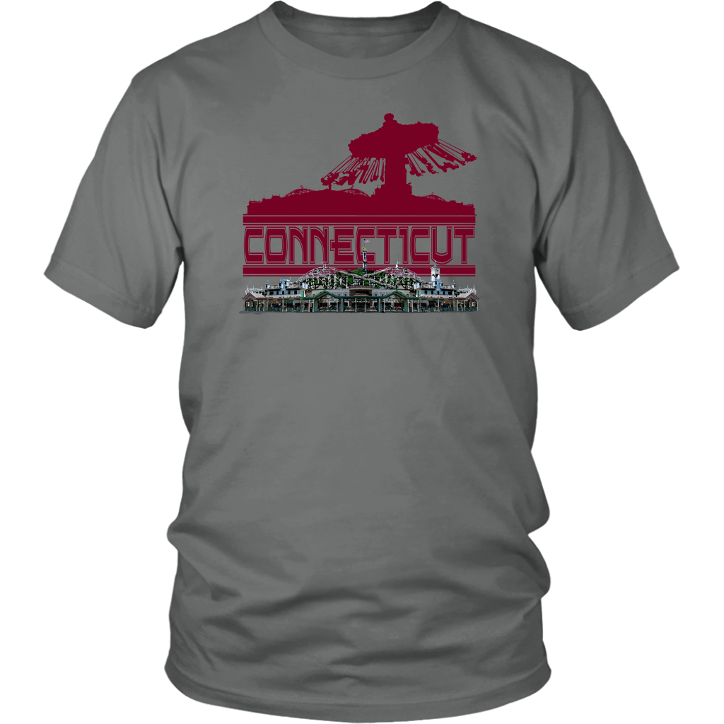 District Unisex Shirt: Connecticut