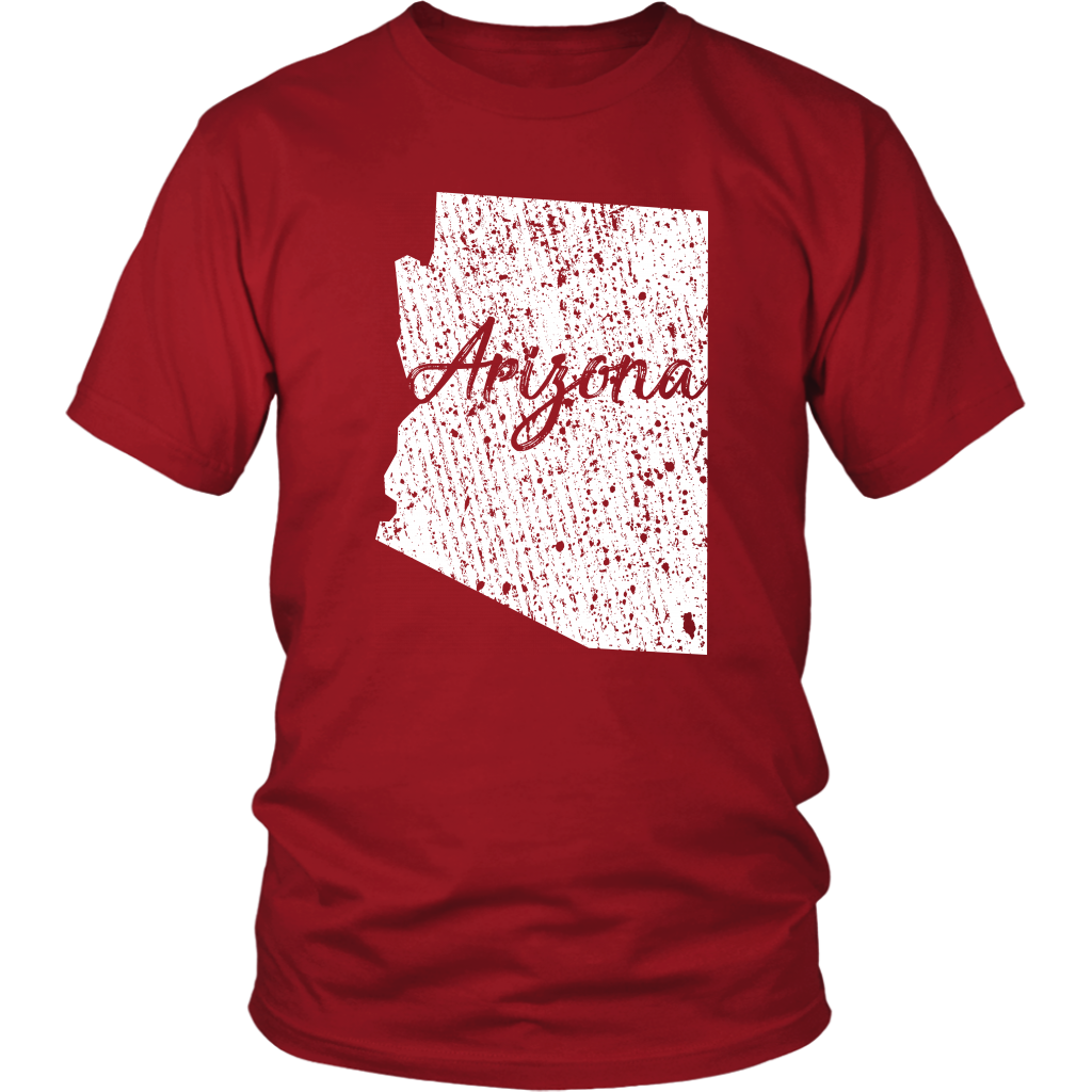 District Unisex Shirt: Arizona Vintage