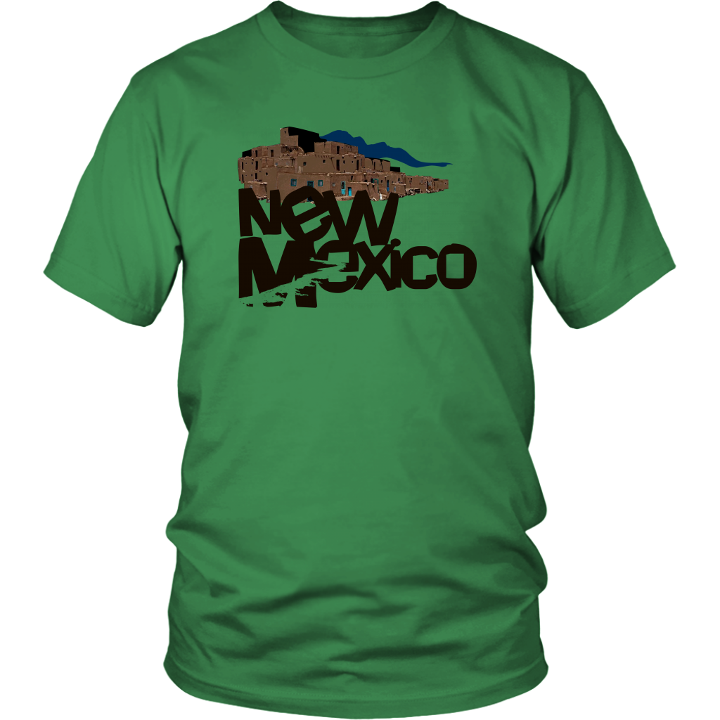 District Unisex Shirt: New Mexico