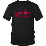 District Unisex Shirt: Missouri