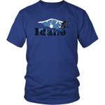 District Unisex Shirt: Idaho