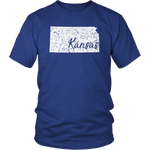 District Unisex Shirt: Kansas Vintage