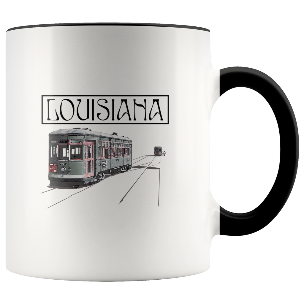 Accent Mug: Louisiana