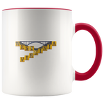 Accent Mug: West Virginia