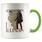 Accent Mug: Illinois