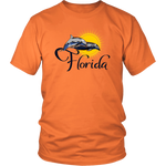 District Unisex Shirt: Florida