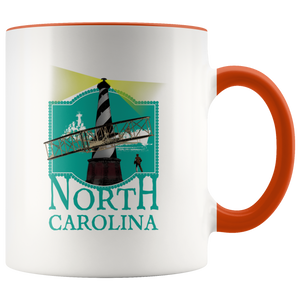 Accent Mug: North Carolina