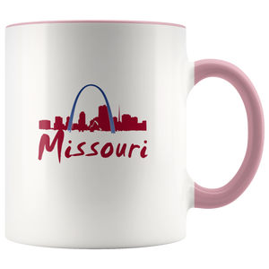 Accent Mug: Missouri