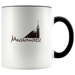 Accent Mug: Massachusetts