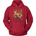 Unisex Hoodie: South Carolina