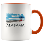 Accent Mug: Alabama