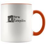 Accent Mug: New Hampshire