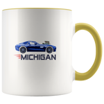 Accent Mug: Michigan