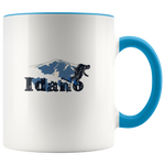 Accent Mug: Idaho