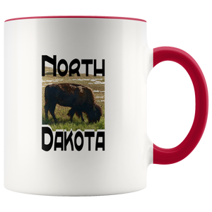 Accent Mug: North Dakota