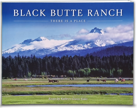 50th Anniversary Black Butte Ranch Coffee Table Book