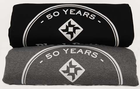 50th Anniversary Sweatshirt Blanket