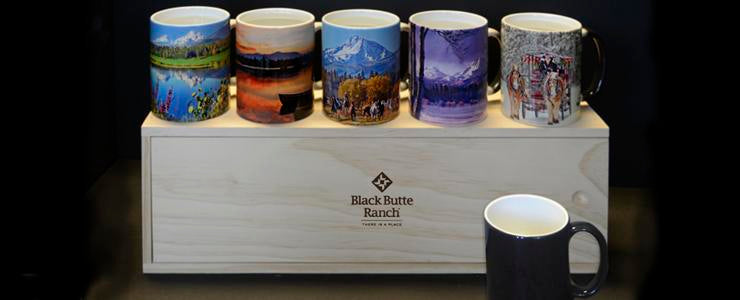 Thermal Color Changing Mugs