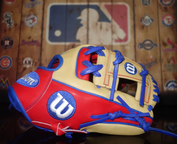 "Wilson A2000 1788 Limited Edition June GOTM glove 11.5"" (June 2015 Glove of the Month)"