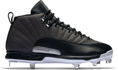 Custom Cleats Order: Jordan 12 Metal