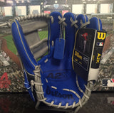 "Wilson A2K 1787 Limited Edition Japan 11.75"" glove - Blue/Gray/Black"