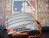 "Rawlings Limited Edition Heart of the Hide 11.5"" - Black/Gray/Orange"