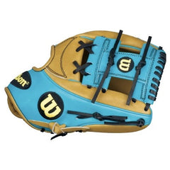 Wilson A2K March Glove of the Month - Retro HR3 Brown/Teal