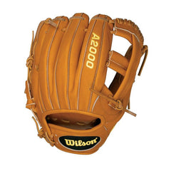"Wilson A2000 Evan Longoria Game Model EL3 11.75"" Baseball Glove - Orange Tan"