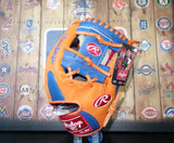 "Rawlings Limited Edition Heart of the Hide 11.5"" - Orange/Blue"