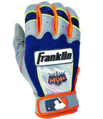 Franklin Miguel Cabrera MVP Limited Edition Batting Gloves (Gray/Navy)