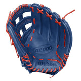 "Wilson A2000 1799 Limited Edition April GOTM glove 12.75"" (April 2015 Glove of the Month)"